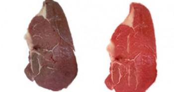 Mäso teraz a predtým