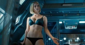 Star Trek blondýna