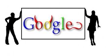 """""""Zlý"""" Google"""