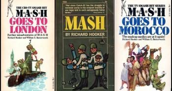 MASH knihy