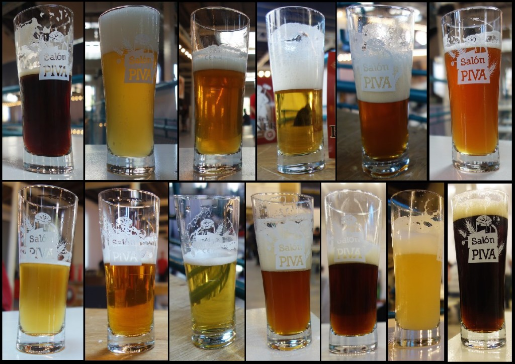Pivá na Salóne piva v Bratislave