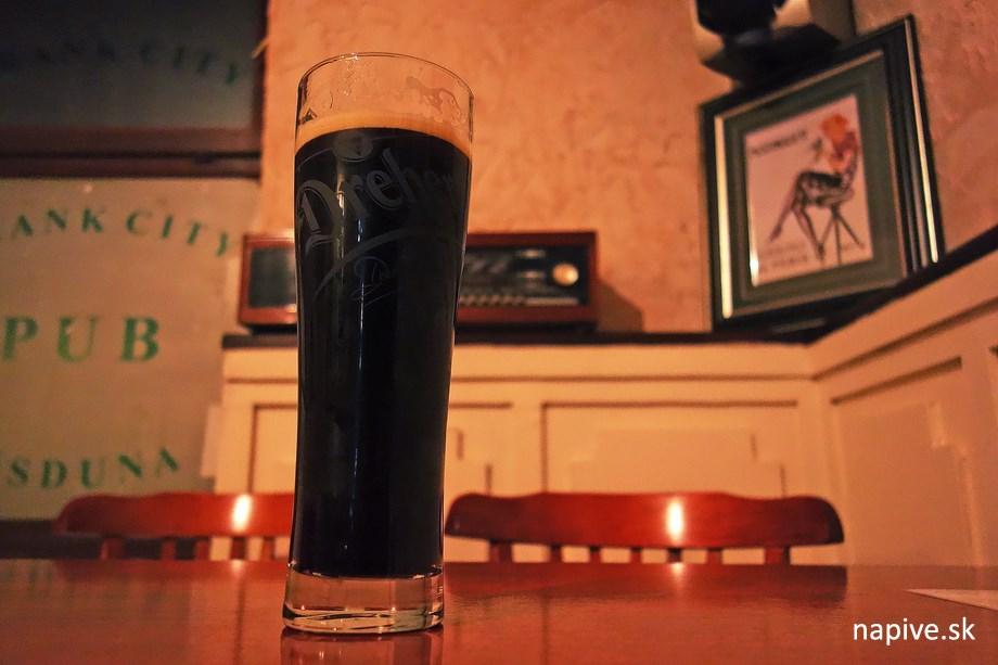 Dreher Bak, tmavé pivo