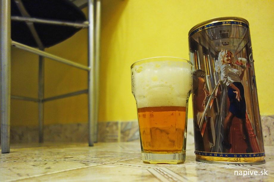 Pivo Žiguli Ležiak