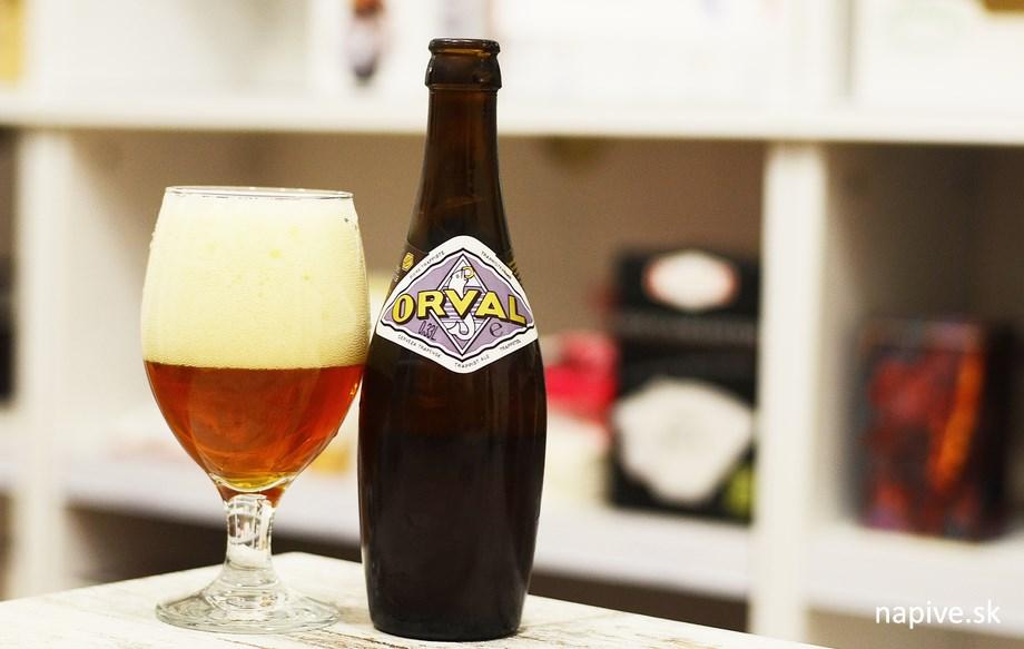 Pivo Trappistes Orval