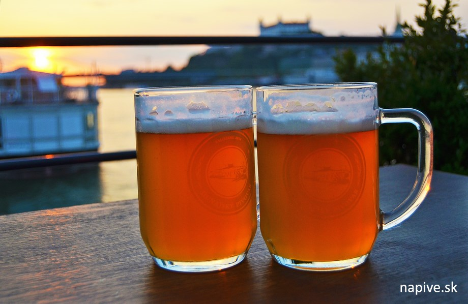 Dunajský pivovar - Svetlý Patrón 11,5
