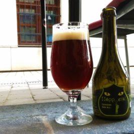 Hoppy Cat - Caskadian Dark Ale