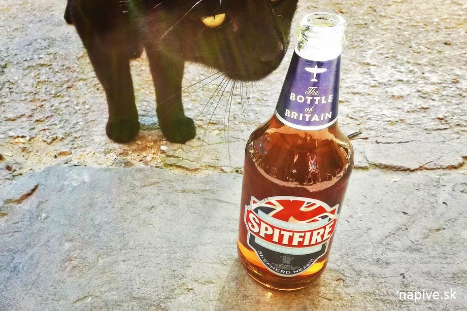 Spitfire: Kentish Ale