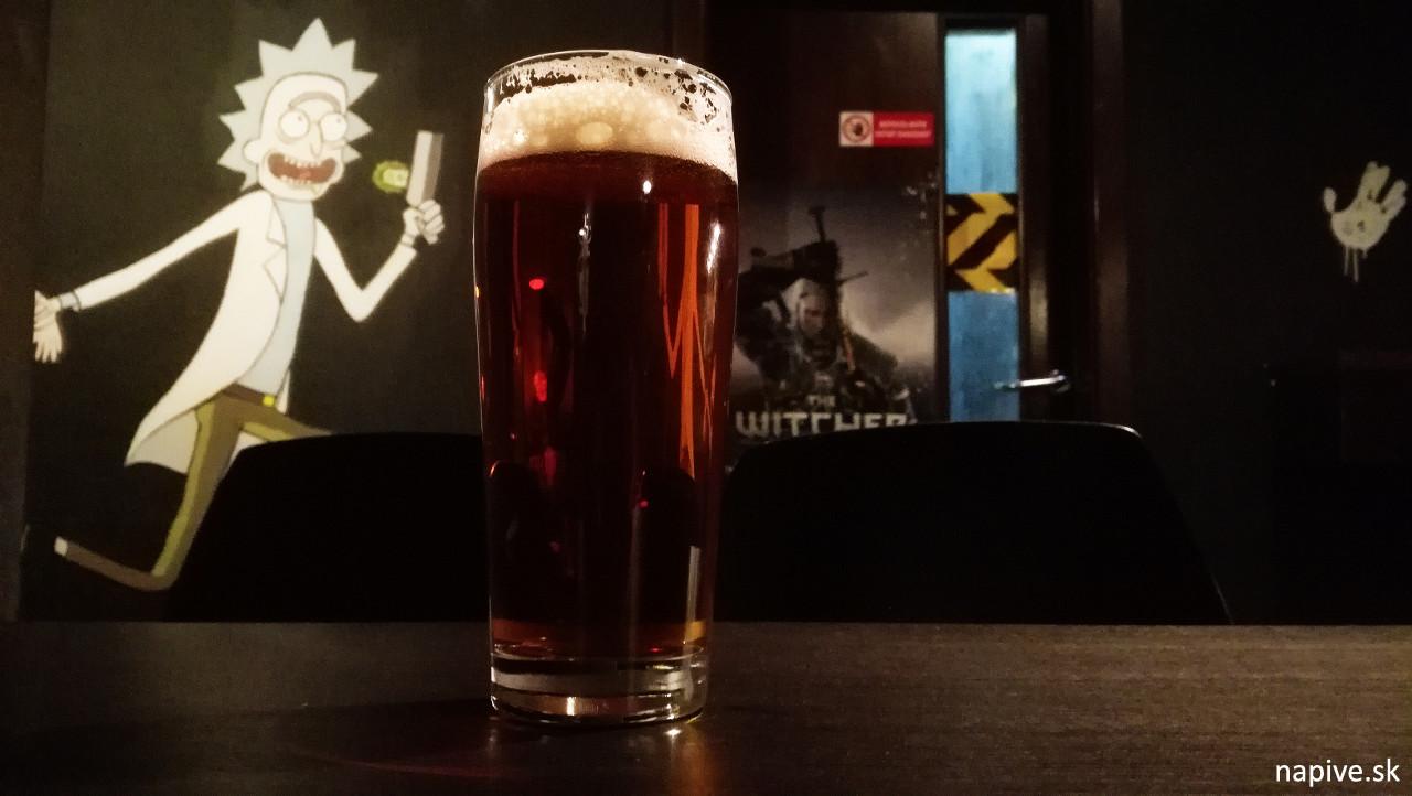 Dungeon Pub Bratislava Primátor IPA