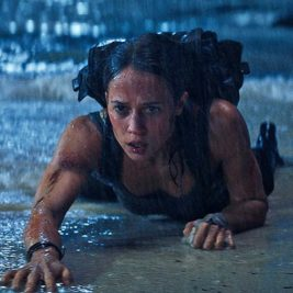 Tomb Raider: Lara Croft Alicia Vikander