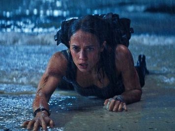 Tomb Raider: Lara Croft Alicia Vikander
