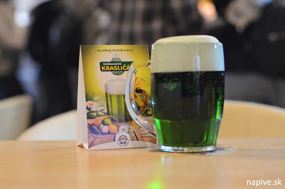 Pivo Lobkowicz 14° Velikonoční Krasličák