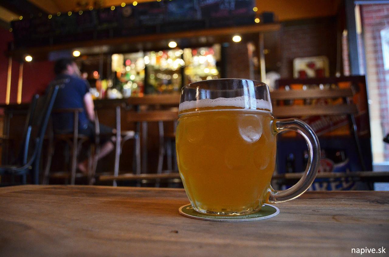 Bar No. 7, Únětické Pivo 10°