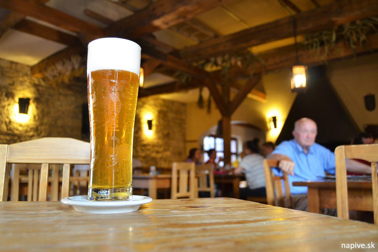 Břevnovský klášterní pivovar sv. Vojtěcha, pšeničný Vít