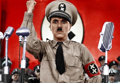 Charlie Chaplin - Diktátor