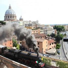 Vatikánska železnica