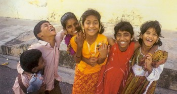 Šťastná India