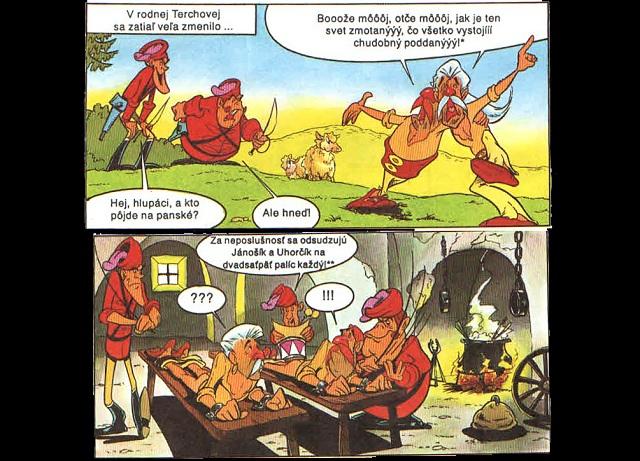 Jánošík komiks