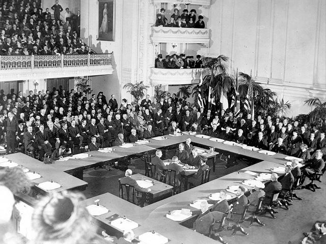 Parížska mierová konferencia