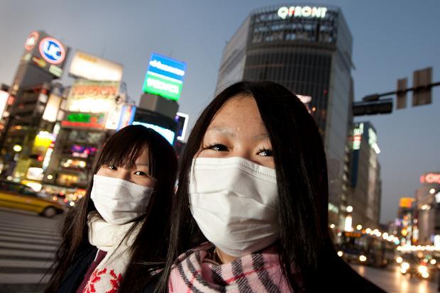 Rúška proti smogu