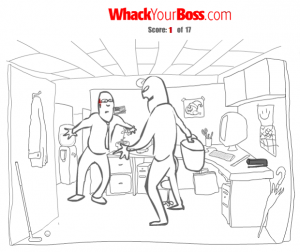Whack your boss 2