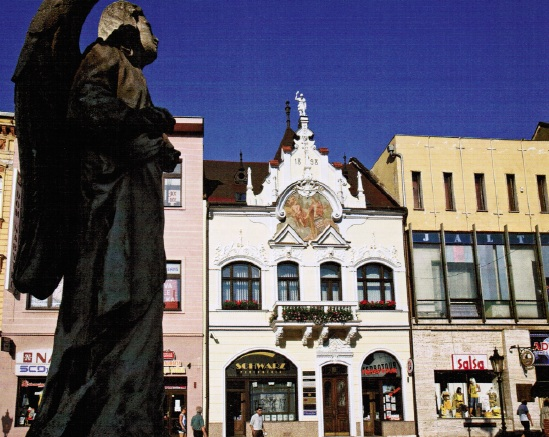 Košice v National Geographic
