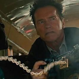 Konečná (The last stand) - Arnold a Johnny