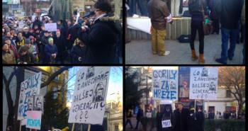 Gorilie protesty