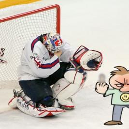 Správny hokejový fanda