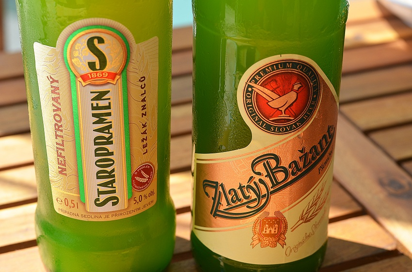 Nefiltrované pivá