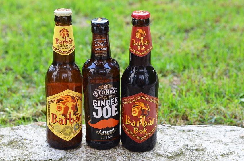 Pivo Barbar a Barbar Bok