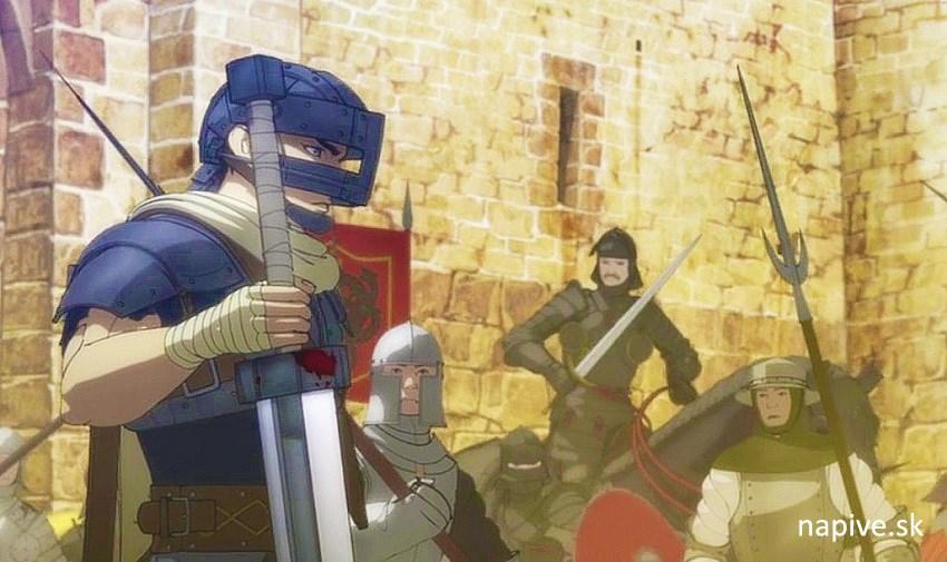 Berserk: The Golden Age Arc