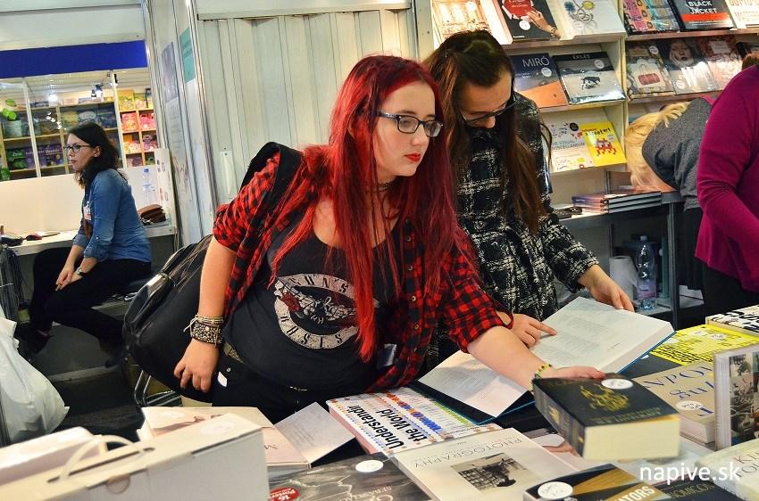 Bibliotéka 2014 Incheba Bratislava