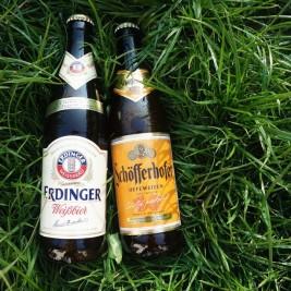Erdinger Weissbier vs Schöfferhofer Hefeweizen