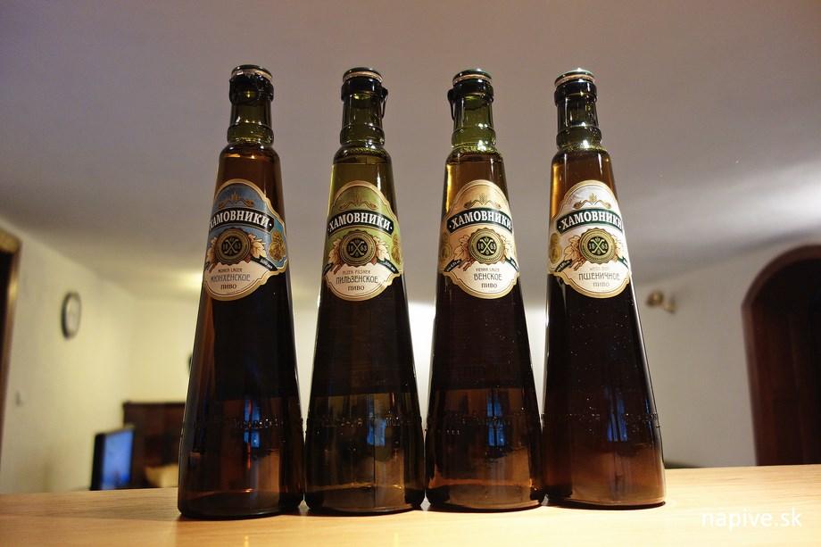 Pivo Chamovniki
