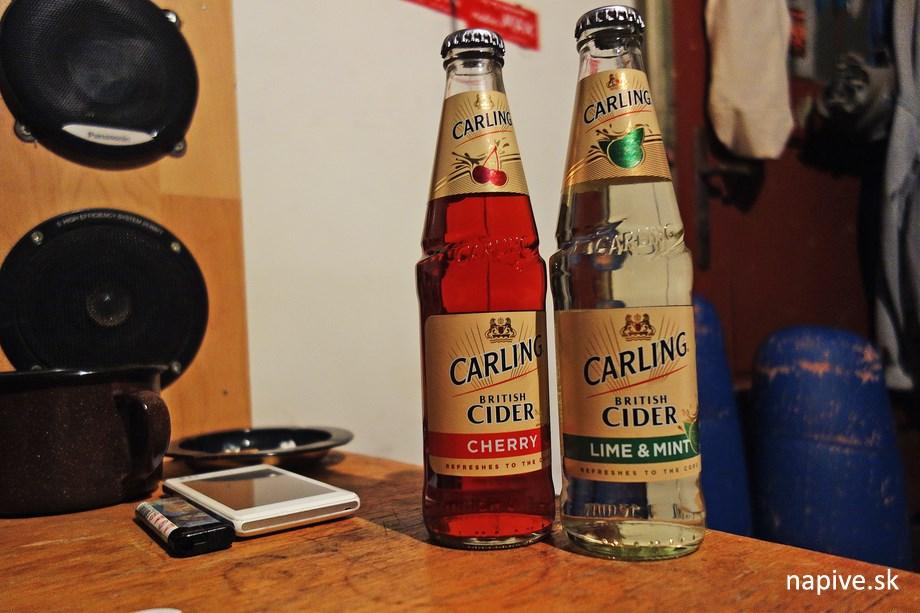 Cider Carling
