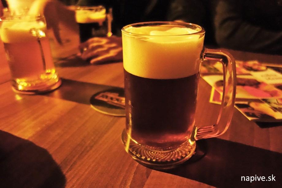 14° polotmavé pivo Zámocký pivovar