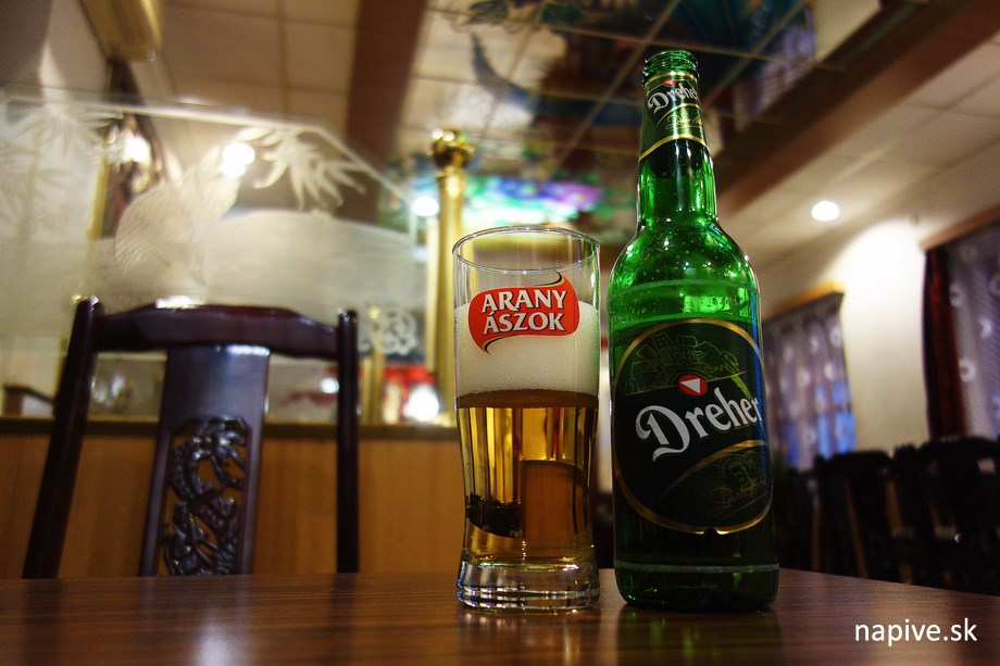 Pivo Arany Ászok