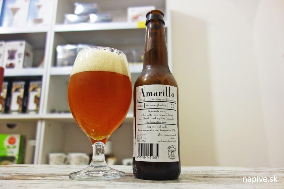 Amarillo Brouwerij De Molen