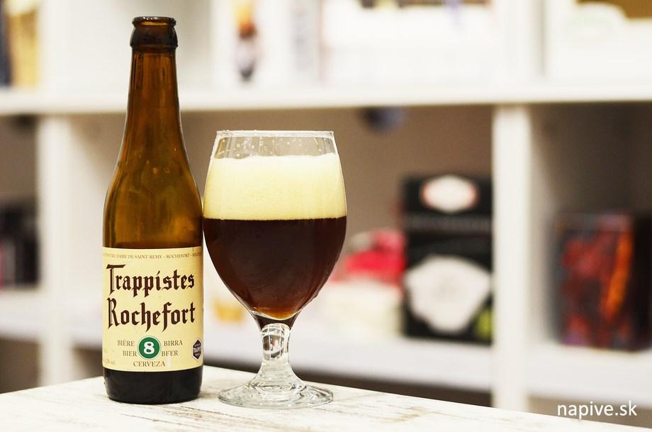 Pivo Trappistes Rochefort 8