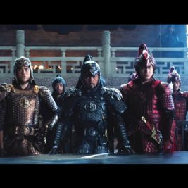 Veľký čínsky múr film