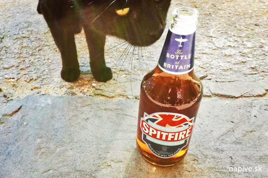 Spitfire: Kentish Ale