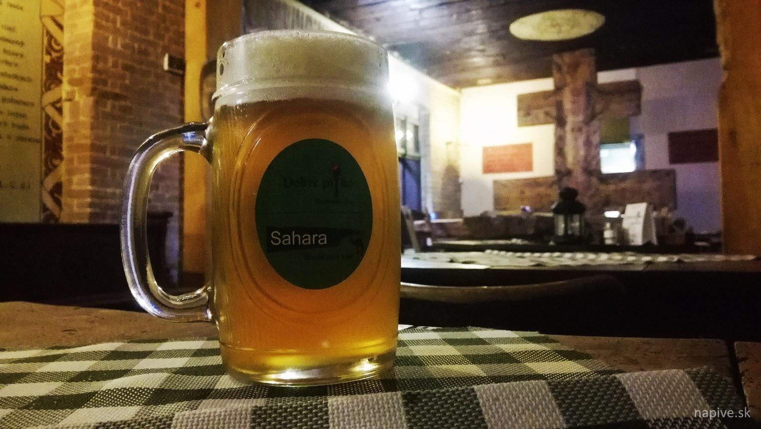 Dobré pifko v Slovak Pube
