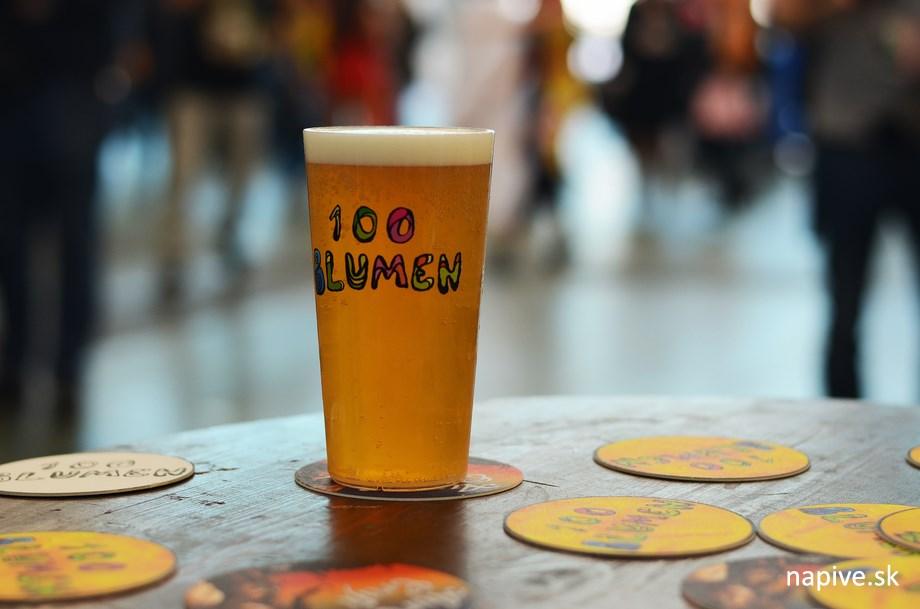 100 Blumen Bier - Aurora Craft