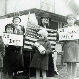 We want milk
