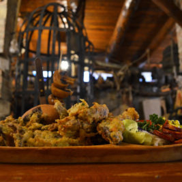 Sedliacka reštaurácia v Štúrove