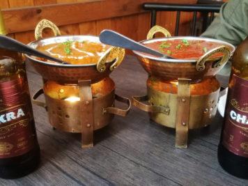 Indická reštaurácia Everest v Brne
