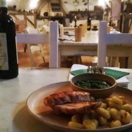 Reštaurácia Traja Mušketieri Tajomný Rocastin