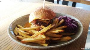 Bistro Rambus burger