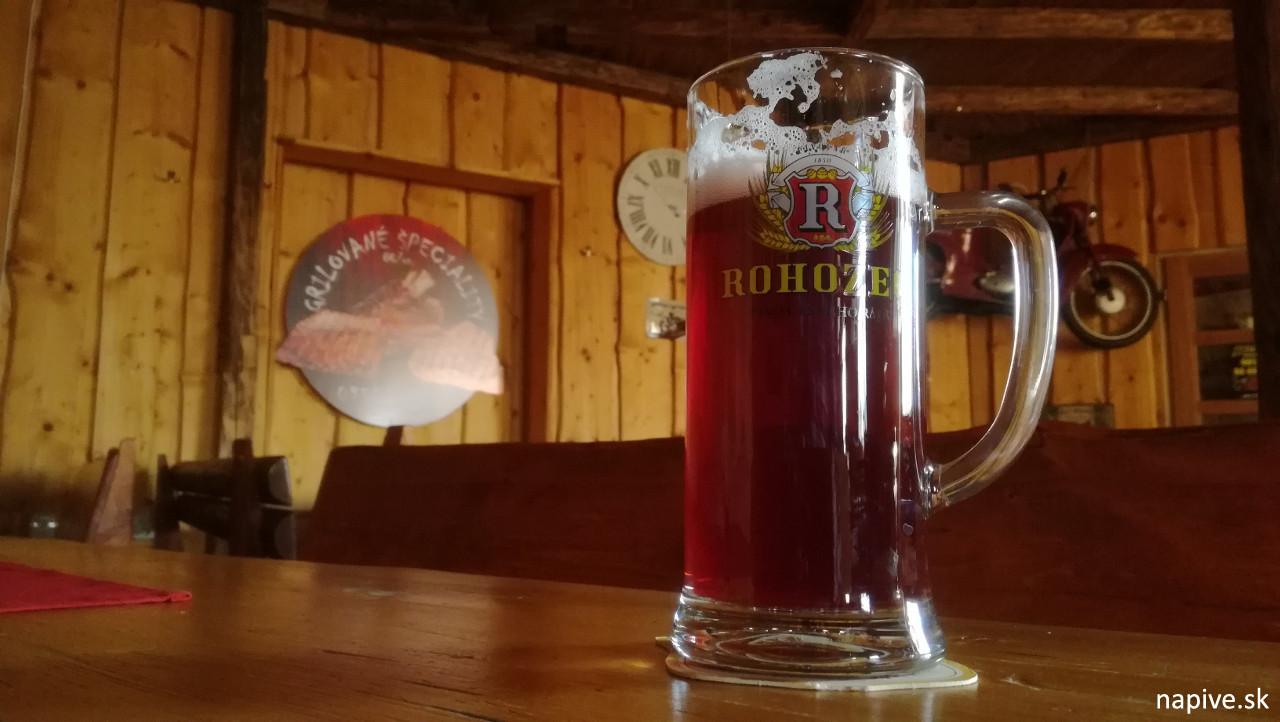 Cherry beer Rohožec