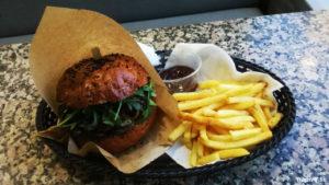 Eddie burger